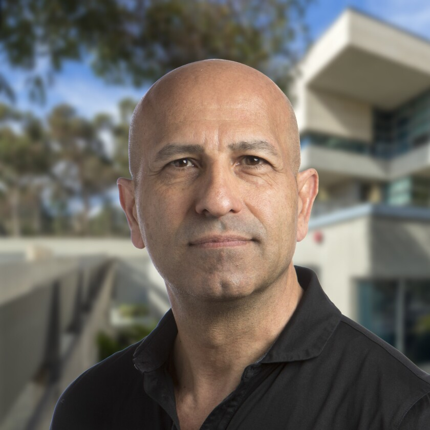 Reza Ghadiri will present as part of the Scripps Research Front Row Lecture Series.