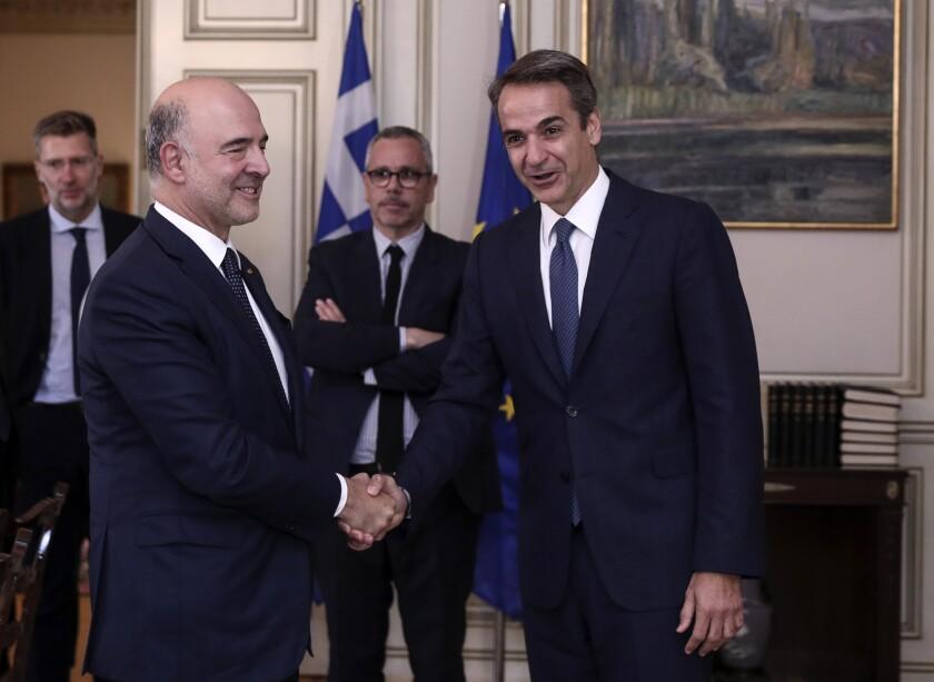 Greece EU