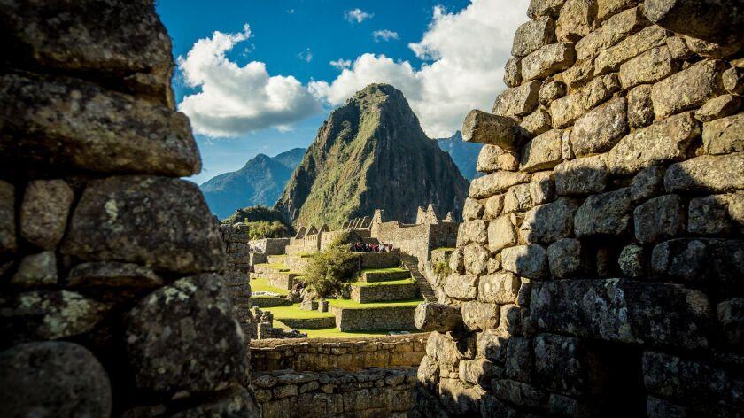 Explore Peru's Machu Picchu historical park with Abercrombie & Kent.