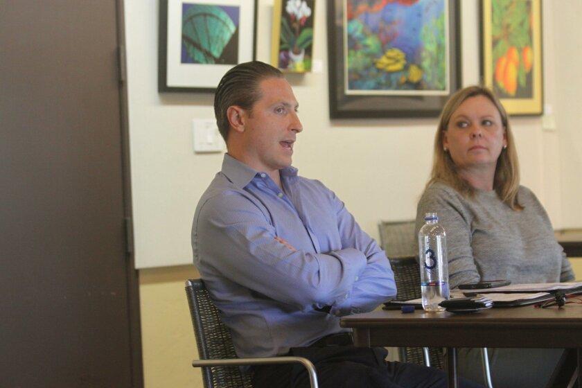 LJVMA member Brett Murphy shares his hope for the Economic Development Team's efforts.