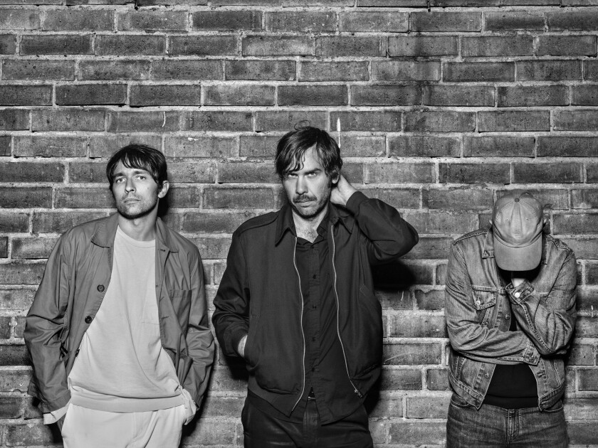 Swedish trio Peter Bjorn and John make final North American tour stop in North Park.