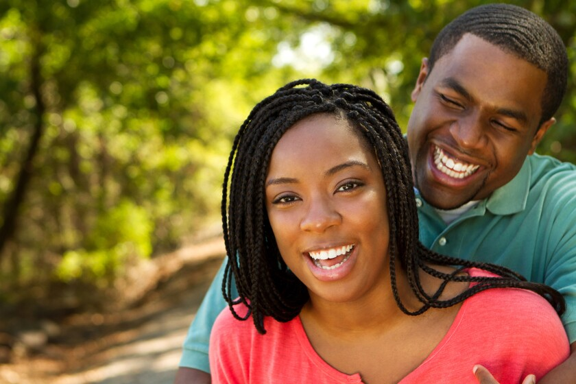 Tips to creating a solid relationship include checking in with your partner often.