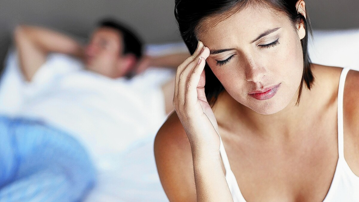 A spouse with ADHD can put stress on a marriage - Los