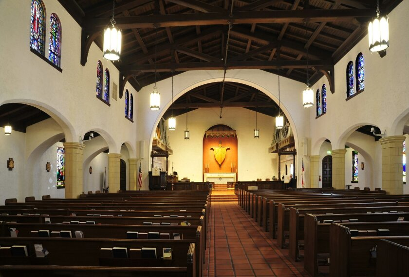 The St. James by-the-Sea Episcopal Church was one of the winners at this year's People in Preservation Awards program, sponsored by the Save Our Heritage Organisation.