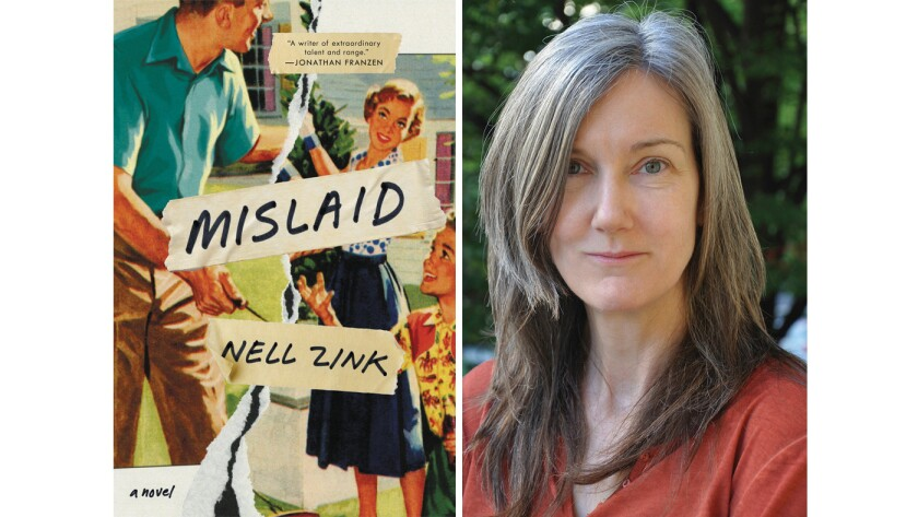 Review: Nell Zink's comic 'Mislaid' is quick-paced, problematic