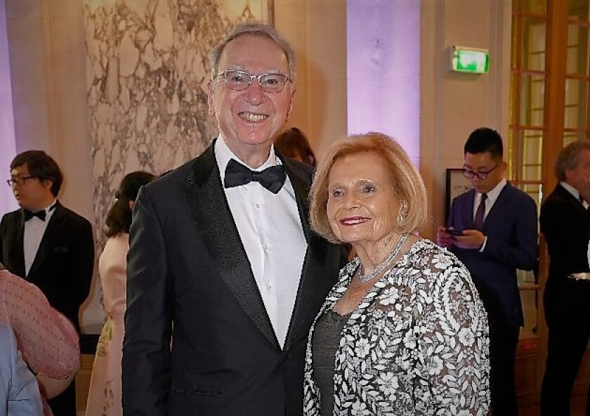 Irwin and Joan Jacobs at Lang Lang wedding (2).JPG