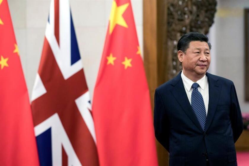 El presidente chino, Xi Jinping. EFE/Archivo