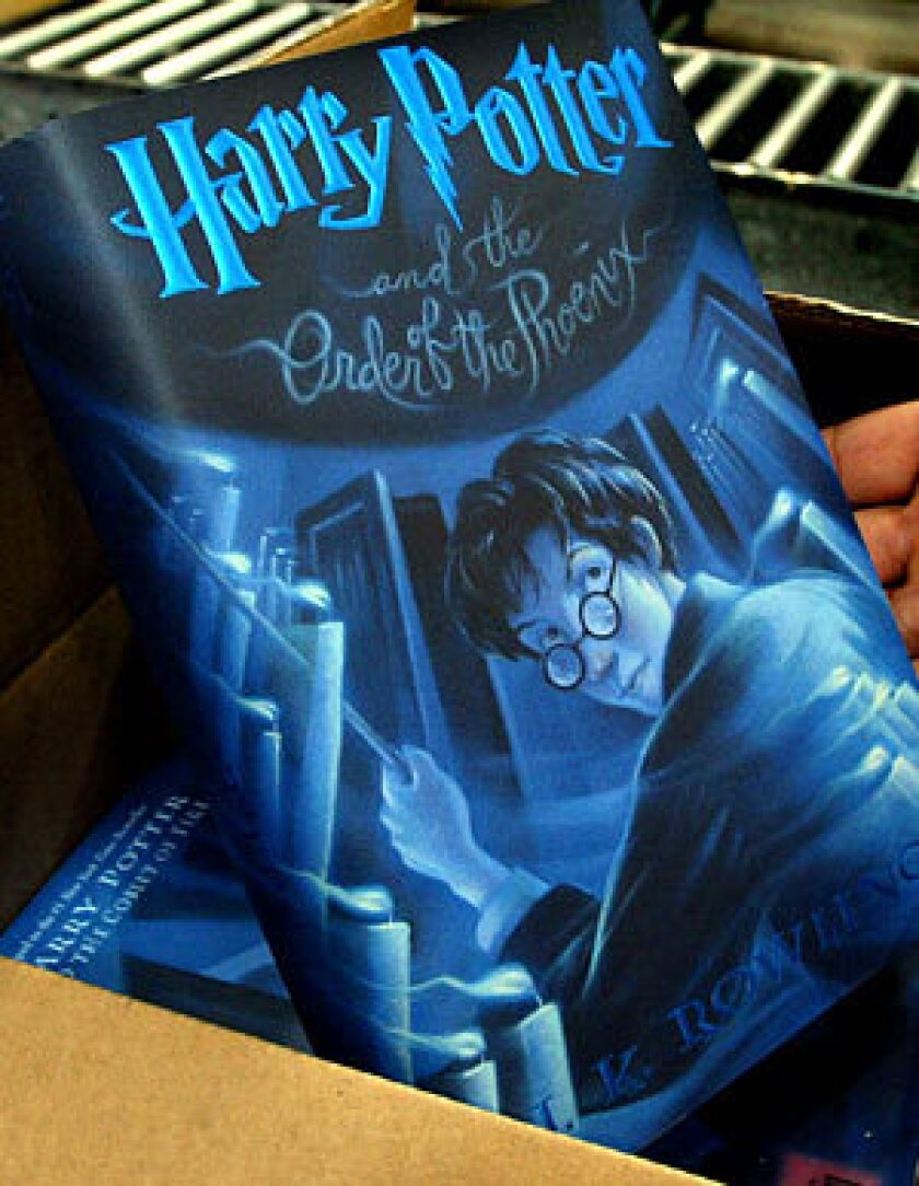 The series largely credited with jump-starting this juggernaut of a trend was J.K. Rowling's Harry Potter books.