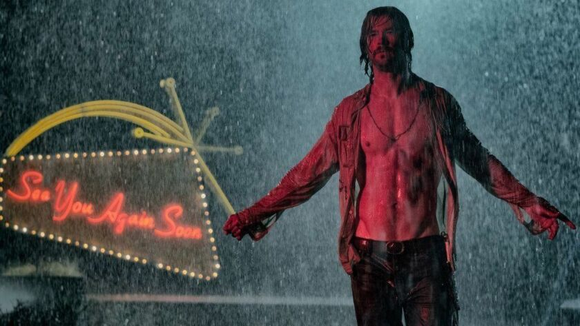 "Chris Hemsworth stars in 20th Century Fox's ""Bad Times at the El Royale."""