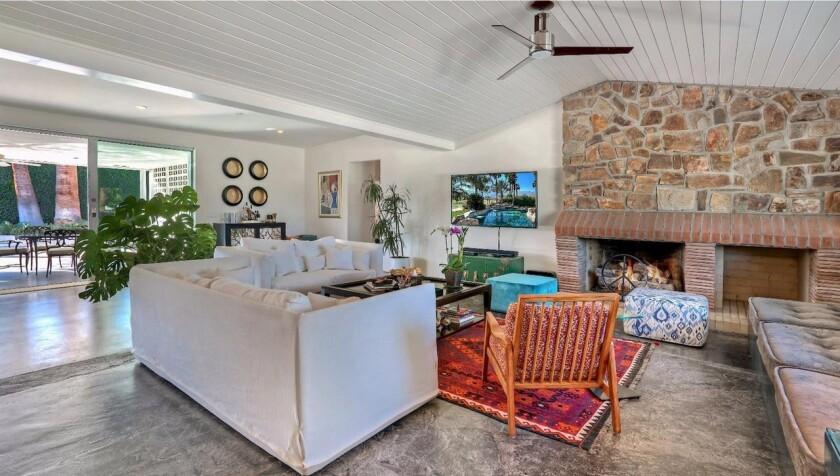 Marian Marsh's former Palm Desert home