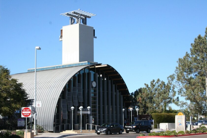 Solana Beach Transit Center