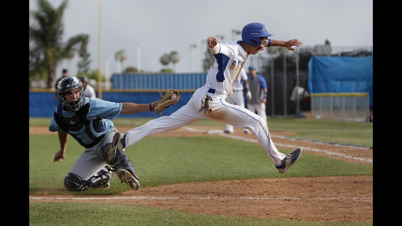 Photo Gallery: Fountain Valley vs. Crescenta Valley in baseball