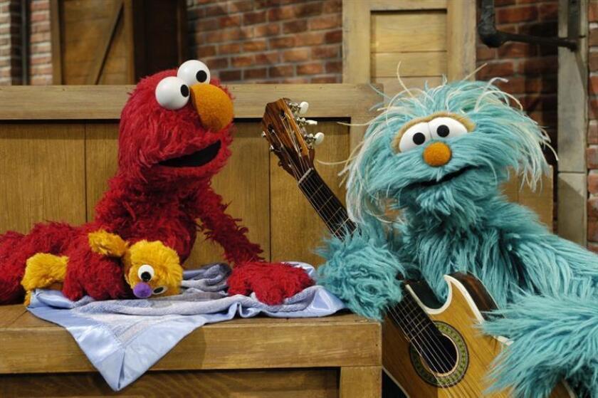 """Sesame Street contará por primera vez con una protagonista """"sin techo"""""""