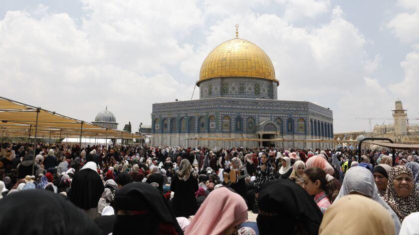 PALESTINIAN-ISRAEL-JERUSALEM-ISLAM-RAMADAN