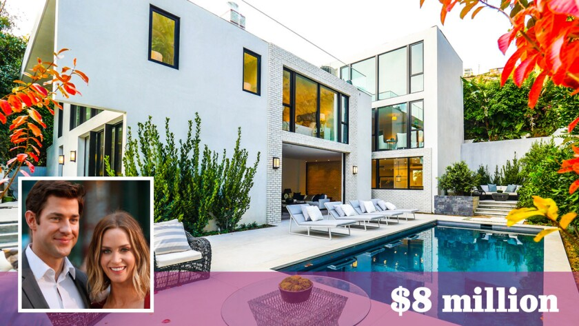Hot Property | John Krasinski and Emily Blunt