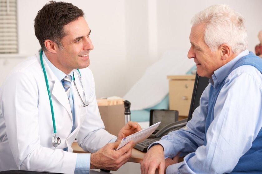 Cáncer de la próstata: 'No le tenga miedo al dedo'