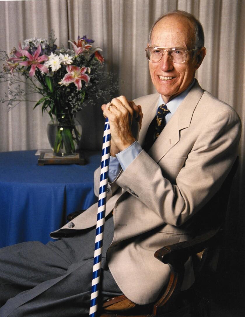 Robert V. Hine in 1993