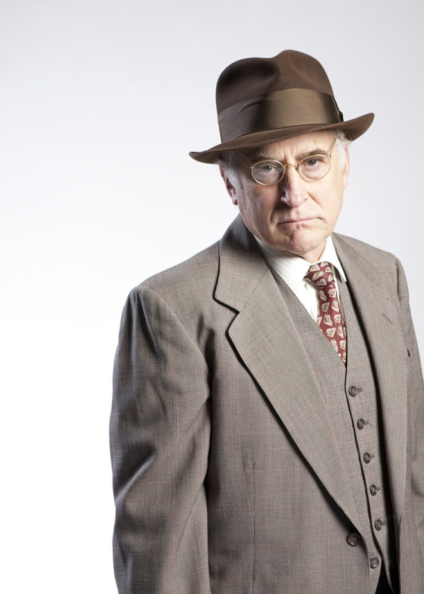 "Jeffrey DeMunn portrays Willy Loman in ""Death of a Salesman"" at the Old Globe Theatre."