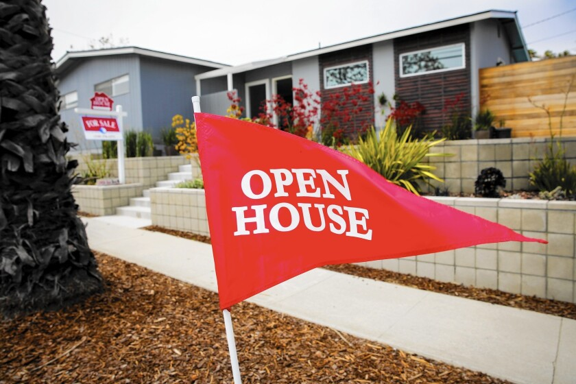 Southland housing market favors sellers
