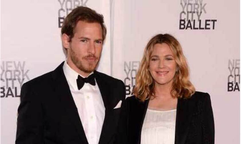 Art consultant Will Kopelman and actress Drew Barrymore attend New York City Ballet's 2012 Spring Gala in May.