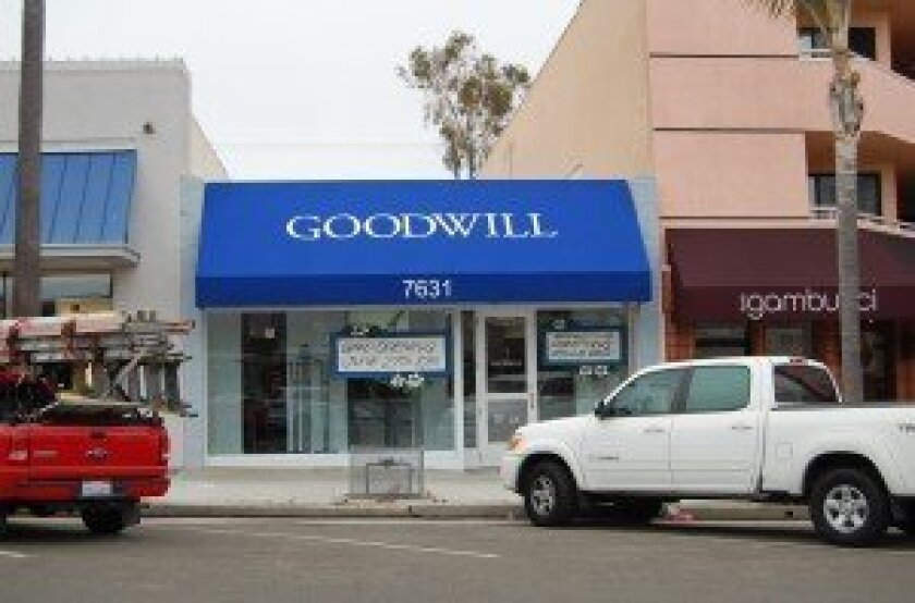 The Goodwill donation center on Girard Avenue will open as a retail shop on June 27.