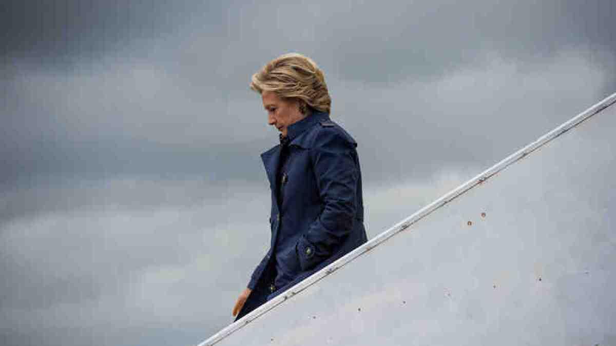 Hillary Clinton Slams Bernie Sanders In New Hulu Documentary Los Angeles Times