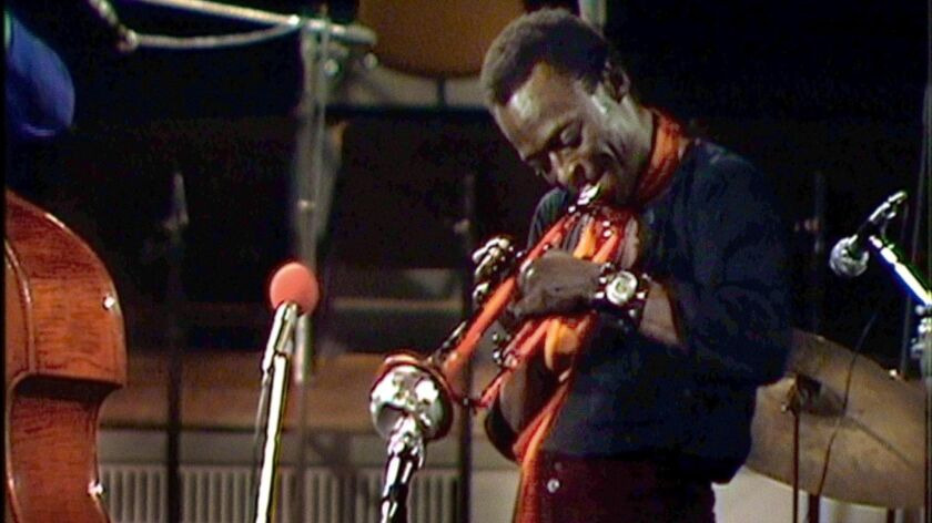 Miles Davis' most memorable San Diego concert was a rain-soaked affair.