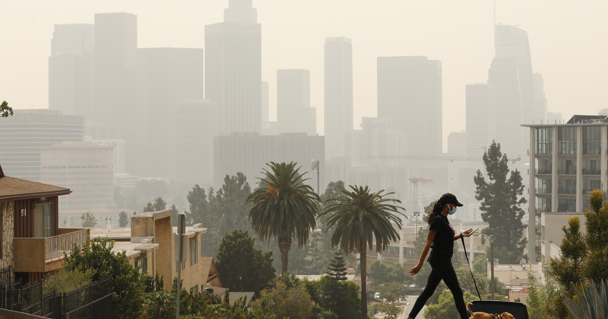 California was choked by wildfire smoke. How bad is it for our health?