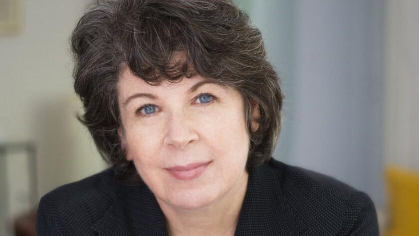 "Meg Wolitzer, author of ""The Female Persuasion."""