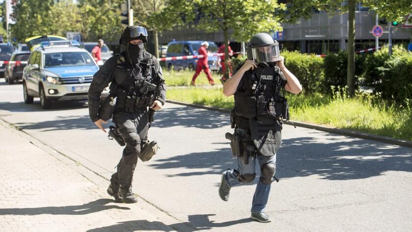 Germany hostage-taking