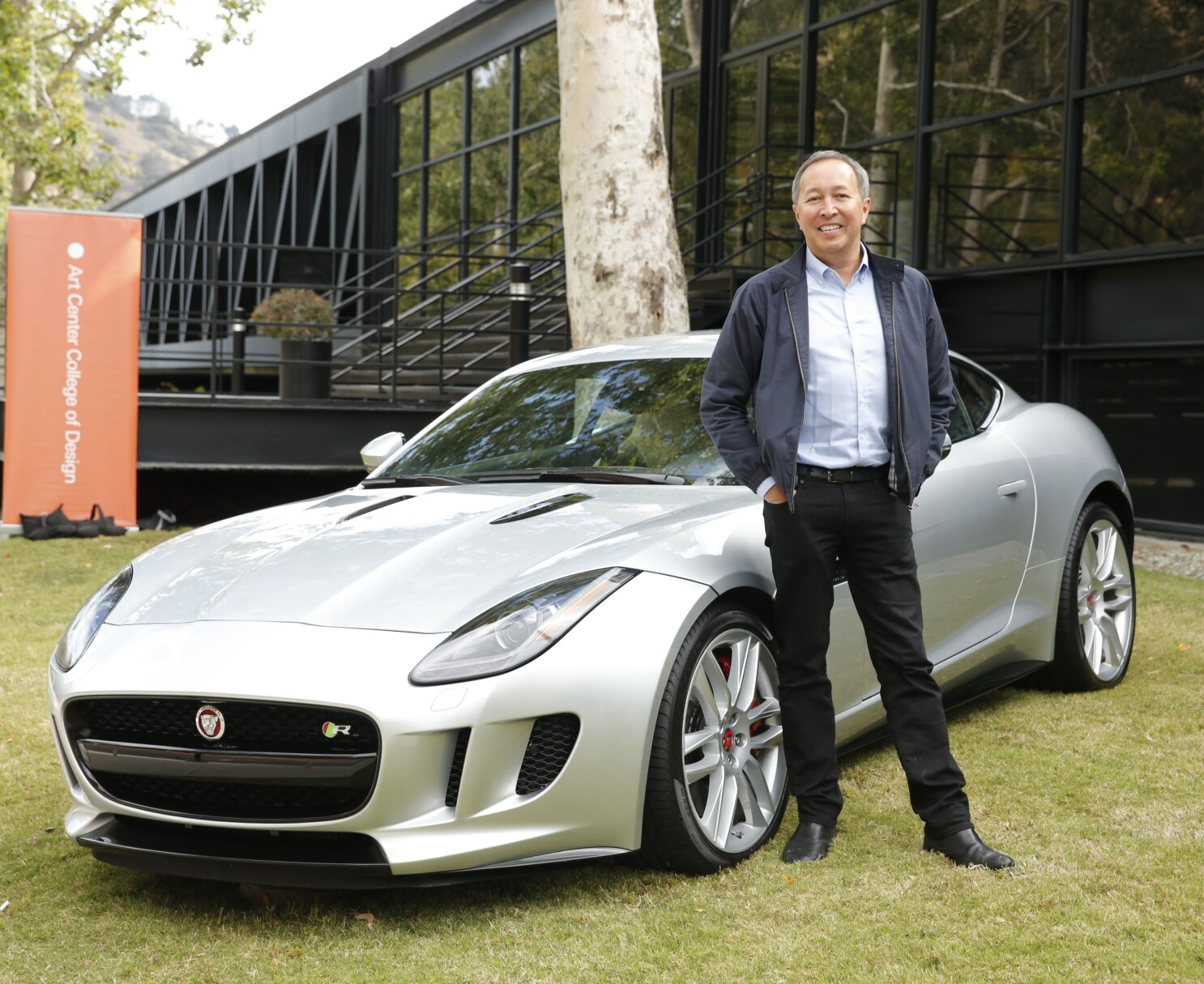 Introducing Julian Thomson Jaguar S New Director Of Design The San Diego Union Tribune