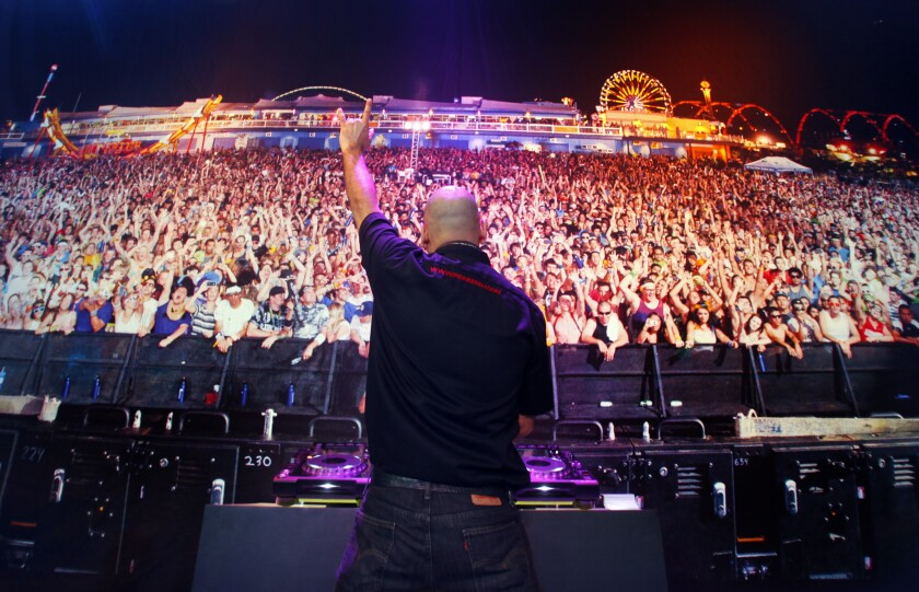 Electric Daisy Carnival releases its 2014 lineup.