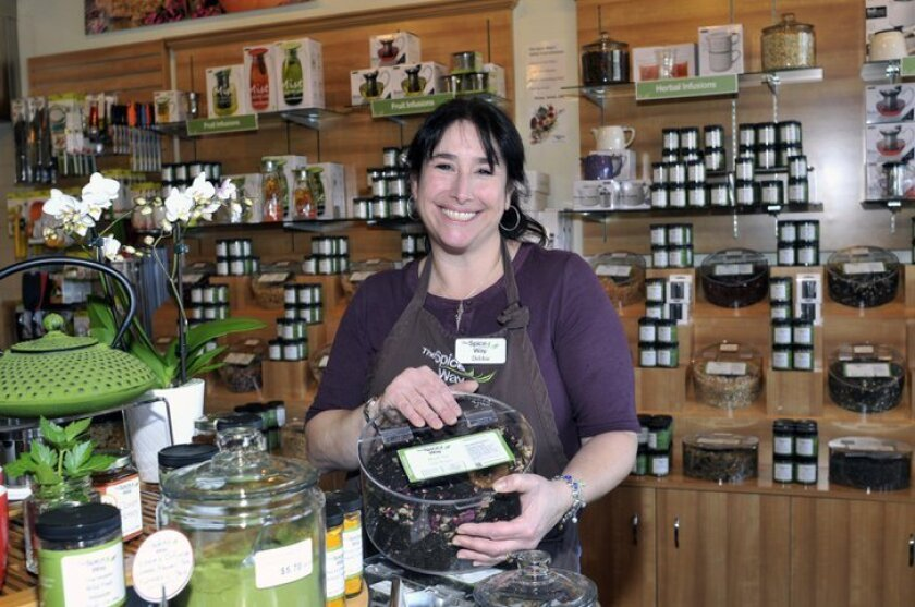 Owner Debbie Kornberg recently celebrated the one-year anniversary of her shop.