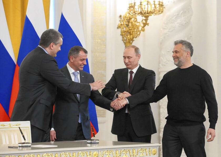 Russia and Crimea