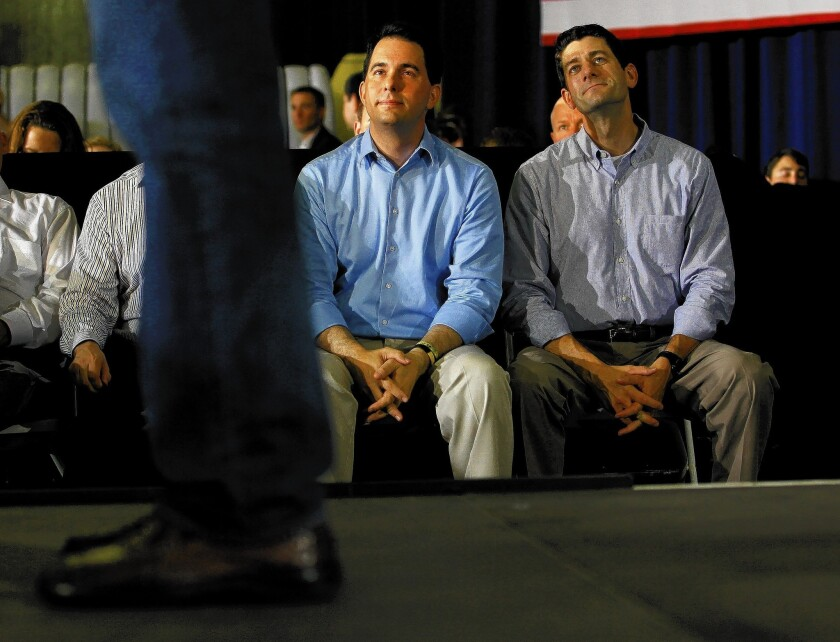 Cross-state presidential rivalries building for 2016