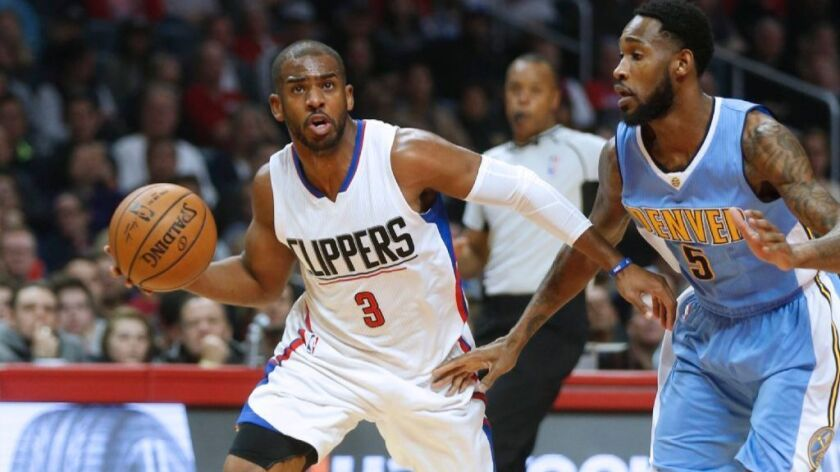 Clippers' Chris Paul and NBA Players' Association president applauds CBA's tentative approval