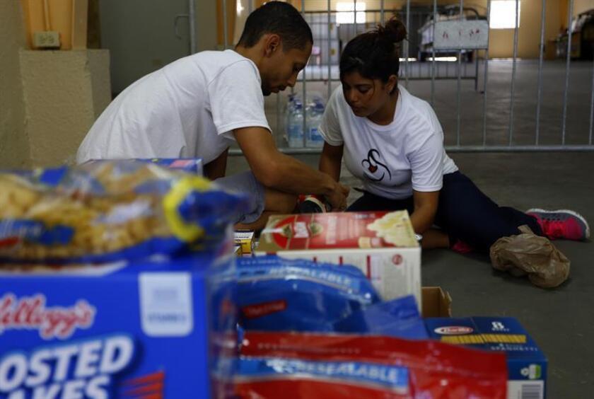 El 80 por ciento de todos los alimentos que se consumen en Puerto Rico son importados. EFE/Archivo