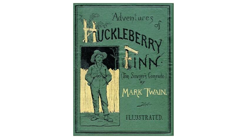 Here we go again: 'Huckleberry Finn' pulled from Pennsylvania high school curriculum