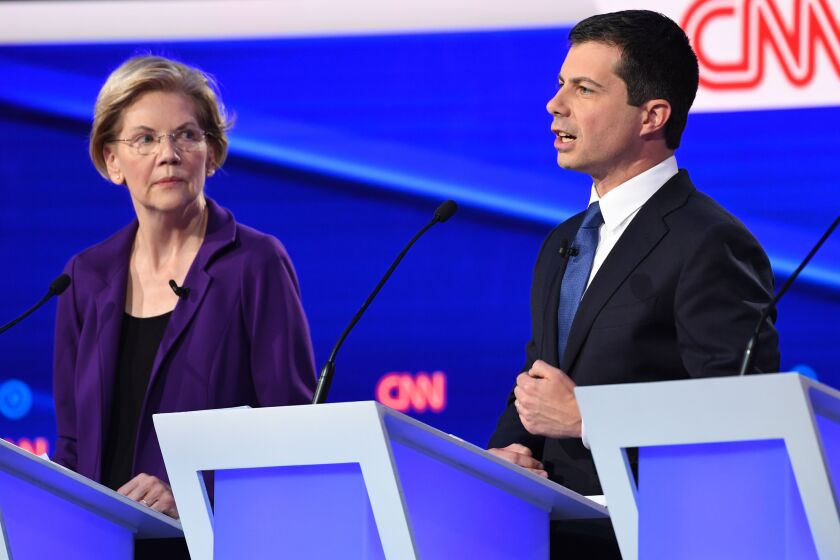 Letters to the Editor: Pete Buttigieg isn't 'cute.' He's a serious candidate