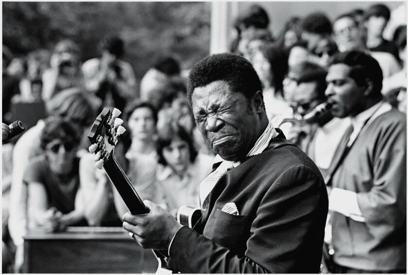 B.B. King in New York | 1969