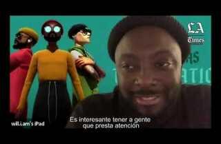 Black Eyed Peas habla de su 'disco latino' y de la situación social de EE.UU.