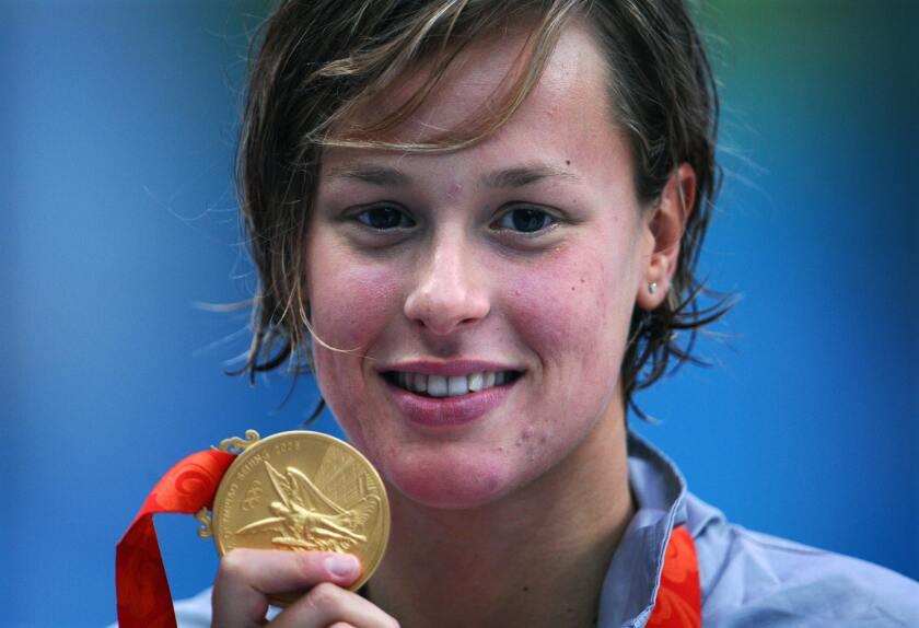 Italy's gold medallist Federica Pellegri