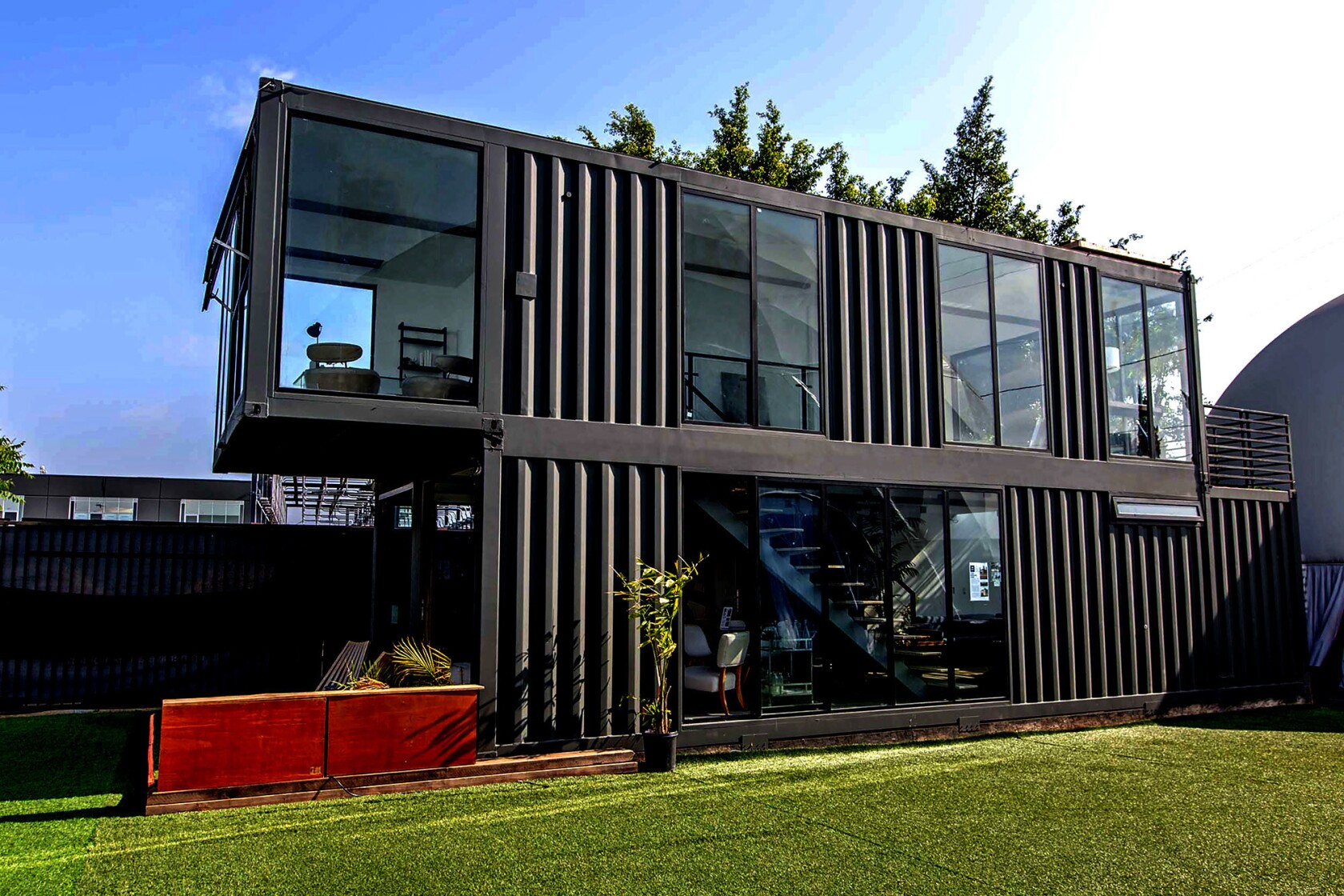 The beauty and affordability of modular living