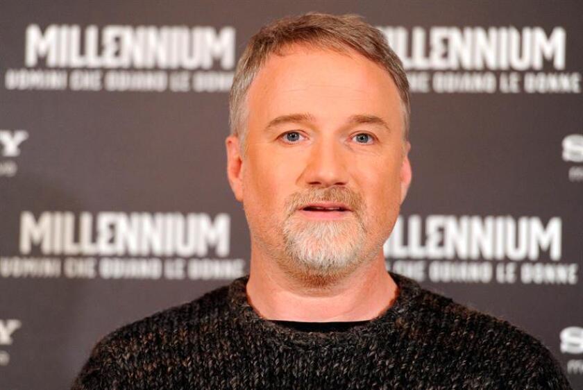 El director estadounidense David Fincher. EFE/Archivo