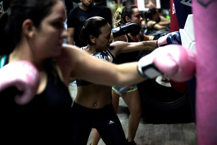 The Panama gym where boxers are taught to hit like Duran