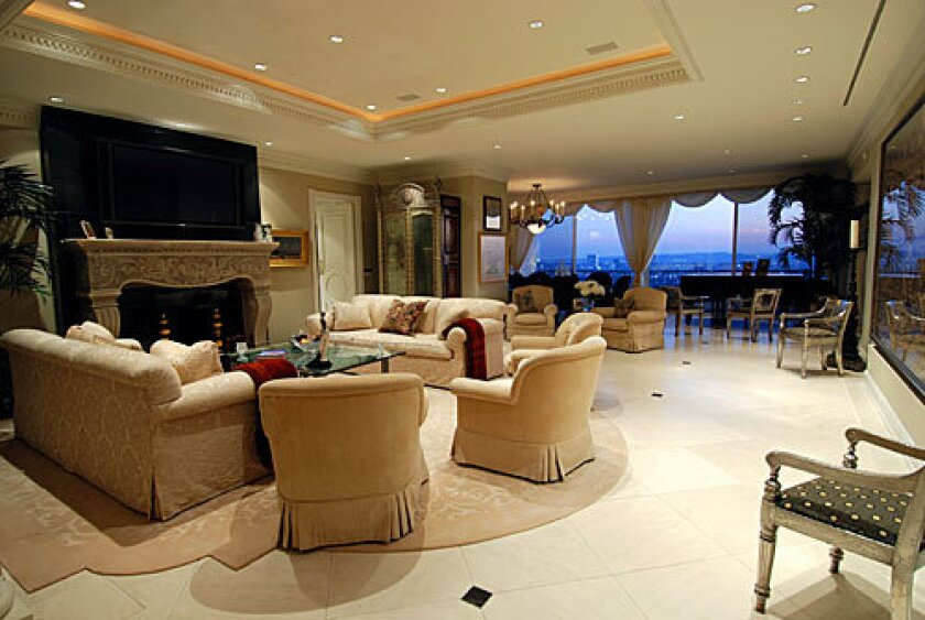 Radio personality and author Toni Grant has listed her West Hollywood penthouse at $3,495,000.