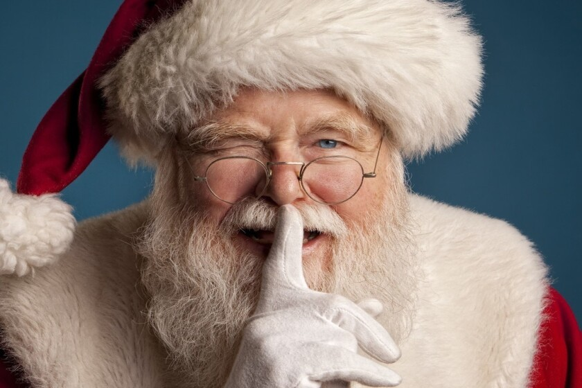 "A New Jersey elementary school teacher told students Santa Claus isn't real and that ""magic does not exist."""
