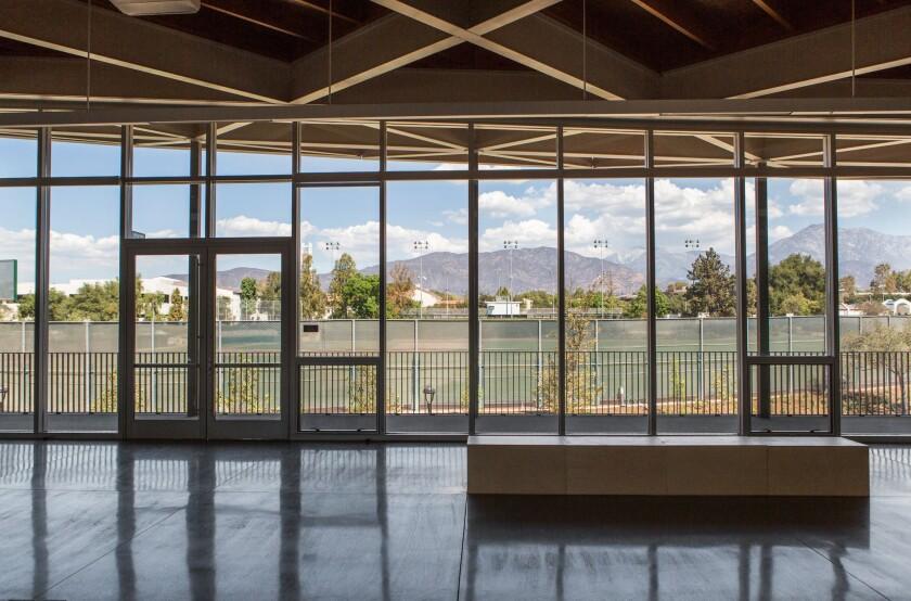 Pomona College Studio Art Hall