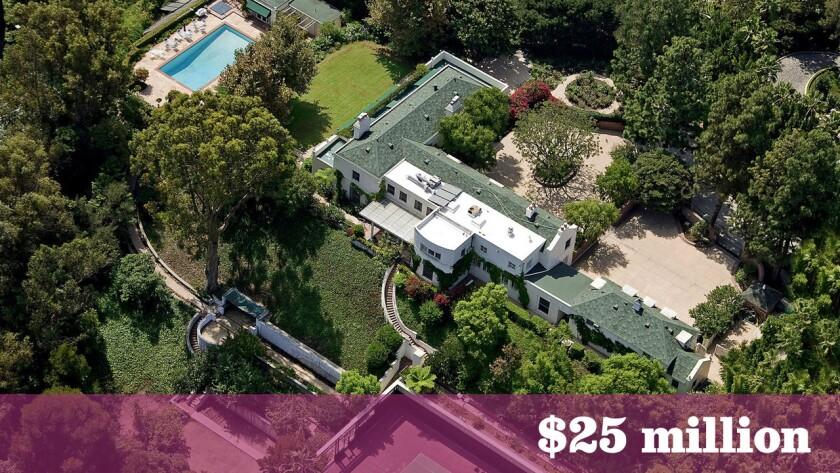 Hot Property   Samuel Goldwyn Estate