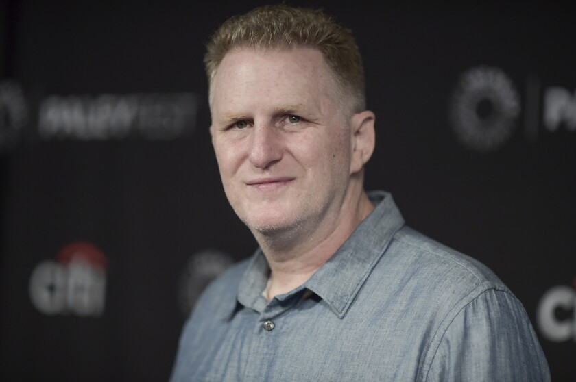 """Michael Rapaport attends the 2018 PaleyFest Fall TV Previews """"Atypical"""" at The Paley Center for Media on Sept. 6, 2018, in Beverly Hills, Calif."""